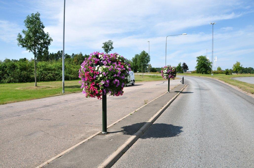 Blomsterträd