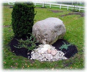 Sten med rabatt