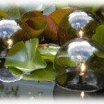 belysning, glasboll