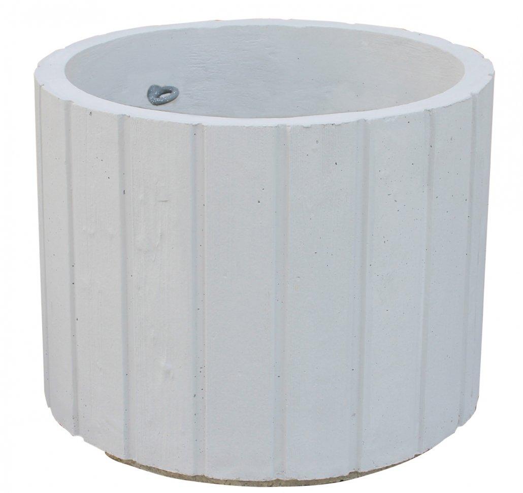Urna i betong - Emil