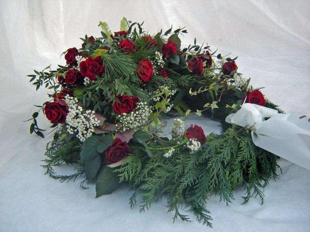 begravningkrans